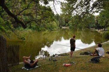 Chaumont - le lac